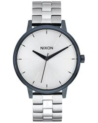 Nixon | 'the Kensington' Bracelet Watch | Lyst