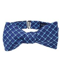 Ted Baker | Superb Check Silk Bow Tie | Lyst