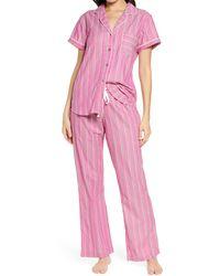 UGG UGG Rosan Stripe Pajamas - Pink