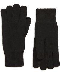 Barbour - Carlton Stretch Wool Gloves - Lyst