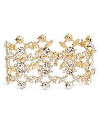 Givenchy - Drama Crystal Bracelet - Lyst