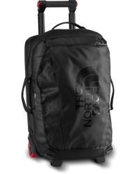 The North Face Rolling Thunder Wheeled Duffle Bag - Black