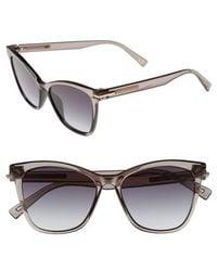 Marc Jacobs - 54mm Gradient Lens Sunglasses - - Lyst