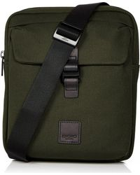 Knomo Fulham Tilton Crossbody Bag - Green