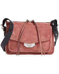 Rag & Bone - Small Leather Field Messenger Bag - Lyst