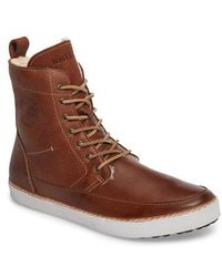 Blackstone - 'am 32' Shearling Lined Boot - Lyst