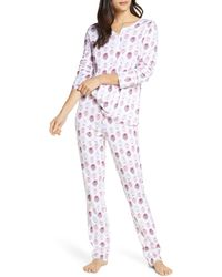 Roberta Roller Rabbit Woolies Pajamas - Multicolor