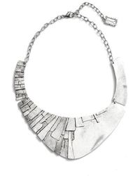 Karine Sultan - Statement Collar Necklace - Lyst