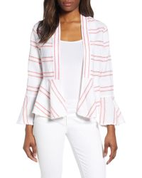 Tommy Bahama - Marcella Striped Jacket - Lyst