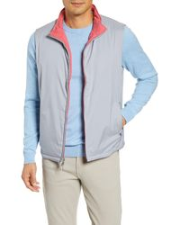 Peter Millar Crown Soft Reversible Vest - Multicolor