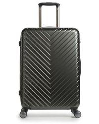 Nordstrom - Chevron 25-inch Spinner Suitcase - - Lyst