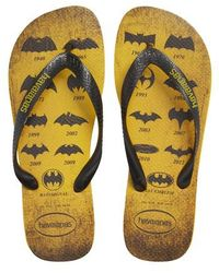 Havaianas - Batman Flip Flop - Lyst