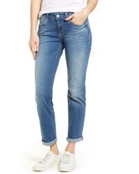 Mavi Jeans - Emma Slim Boyfriend Jeans - Lyst