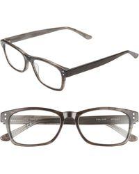 Corinne Mccormack Edie 51mm Reading Glasses - Black