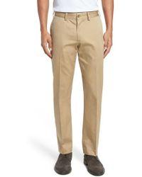 Bills Khakis - Straight Fit Chamois Cloth Pants - Lyst