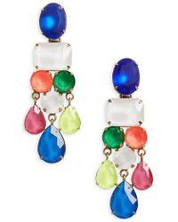 Loren Hope | Jewel Statement Earrings | Lyst