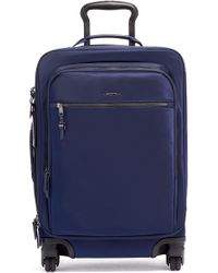 Tumi Voyager – Très Léger International 21-inch Nylon Spinner Carry-on - Blue