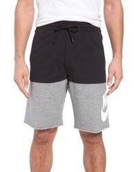 Nike - Nsw Franchise Gx3 Shorts - Lyst