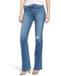 AG Jeans - 'angel' Mid Rise Bootcut Jeans - Lyst