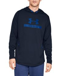 Under Armour - Mk1 French Terry Hoodie - Lyst