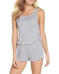 Becca - Sand & Surf Cover-up Romper - Lyst