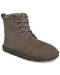 UGG - Ugg Harkley Lace-up Boot - Lyst