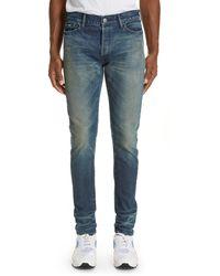 John Elliott - The Cast 2 Slim Fit Jeans - Lyst