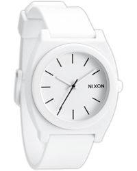 Nixon - 'the Time Teller' Watch - Lyst