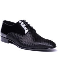 Jared Lang - Marco Checkerboard Derby - Lyst