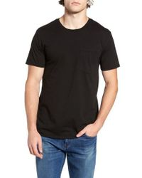 Original Paperbacks - Pocket T-shirt - Lyst