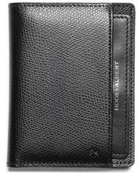 Hook + Albert - Leather Bifold Wallet - - Lyst