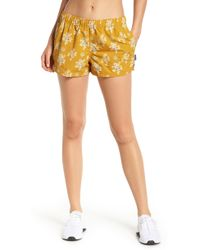 Patagonia Barely Baggies Shorts - Yellow