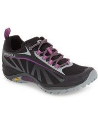 Merrell - Siren Edge Hiking Shoes - Lyst