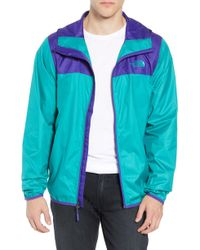 The North Face Cyclone 2 Windwall Raincoat - Blue