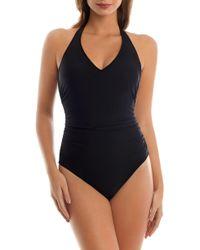 Magicsuit Magicsuit Trudy One-piece Swimsuit - Black