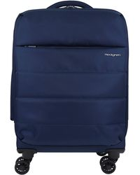 Hedgren Axis 20-inch Soft Sided Carry-on - Blue