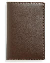 Comme des Garçons - Classic Leather Card Case - Lyst