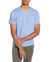 Zachary Prell - Brookville Regular Fit Piqué T-shirt - Lyst