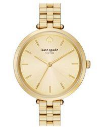 Kate Spade   Holland Bracelet Watch   Lyst