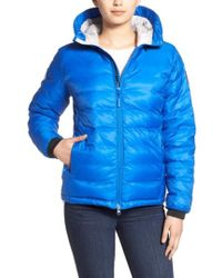 Canada Goose - 'pbi Camp' Packable Hooded Down Jacket - Lyst