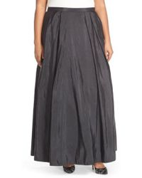Alex Evenings | Taffeta Ballgown Skirt | Lyst