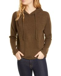 Nordstrom - Cashmere Hoodie - Lyst