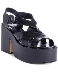 Simone Rocha - Platform Sandal - Lyst