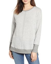 Gibson Cozy Tunic - Gray