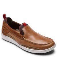 Dunham Fitsmart Loafer - Brown