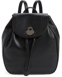 Longchamp - Cavalcade Leather Backpack - - Lyst