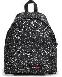 Eastpak - Padded Pak'r Mist Canvas Backpack - Lyst