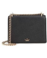 Kate Spade - Cameron Street Marci Leather Shoulder Bag - Lyst