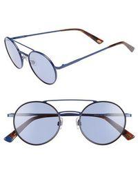 Web - 50mm Aviator Sunglasses - - Lyst