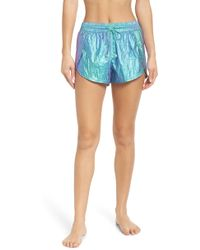 Free People - Free People Fp Movement Windjammer Shorts - Lyst